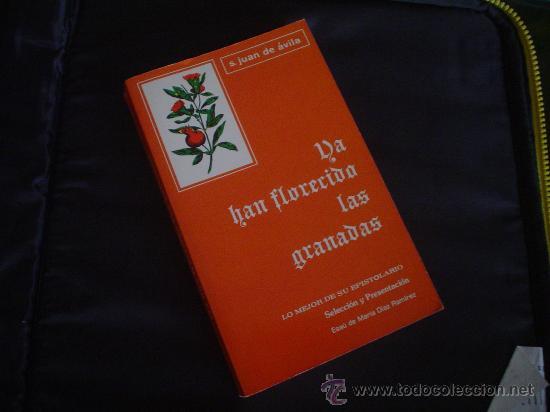 Resultado de imagen de YA HAN FLORECIDO LAS GRANADAS
