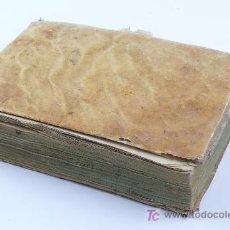 Libros de segunda mano: LIBRO DE LA ORACIÓN Y MEDITACIÓN. LUIS DE GRANADA. AÑO 1767. . Lote 22563649