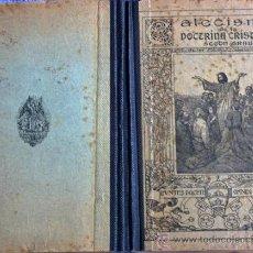 Libros de segunda mano: CATECISME DE LA DOCTRINA CRISTIANA SEGON GRAU 10 DE JULIOL DE 1930. Lote 16425947