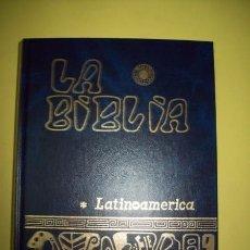 Libros de segunda mano: BIBLIA (LATINOAMÉRICA), LA - ED. VERBO DIVINO. Lote 24075266