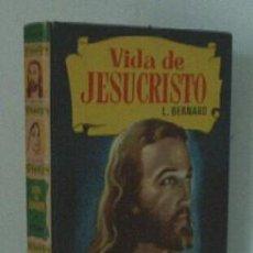 Libros de segunda mano: VIDA DE JESUCRISTO. Lote 22742814