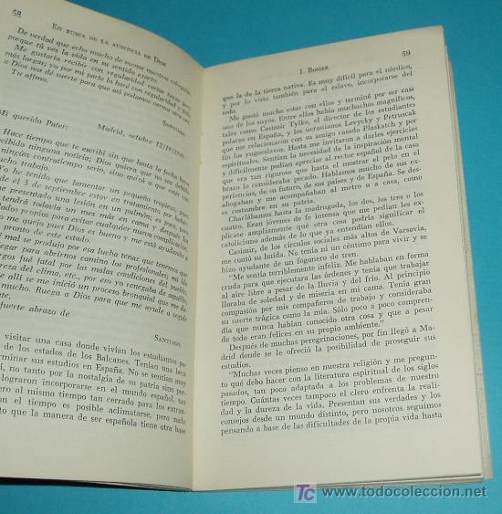 Libros de segunda mano: EN BUSCA DE LA AUSENCIA DE DIOS. I. ROSIER. EDICIONES CARLOS LOHLE ( L04 ) - Foto 2 - 22429185