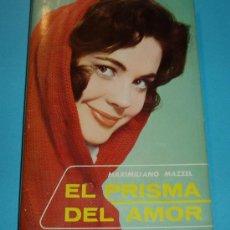 Libros de segunda mano: EL PRISMA DEL AMOR. MAXIMILIANO MAZZEL. EDICIONES PAULINAS. Lote 24374544