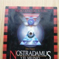 Libros de segunda mano: NOSTRADAMUS Y EL MILENIO - PREDICCIONES DEL FUTURO - CIRCULO DE LECTORES. Lote 25971311