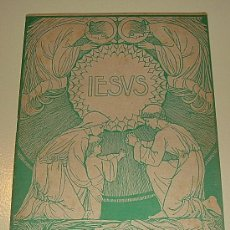 Libros de segunda mano: LIBRETO IESVS TOMO 34 DE 1952. Lote 19434240