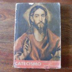 Libros de segunda mano: CATECISMO TERCER GRADO TEXTO NACIONAL. Lote 22960195