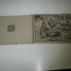 Libros de segunda mano: ALBUM DE MANRESA IGNACIANA (EN CINCO IDIOMAS) SAN IGNACIO DE LOYOLA BARCELONA 1950. Lote 20301205
