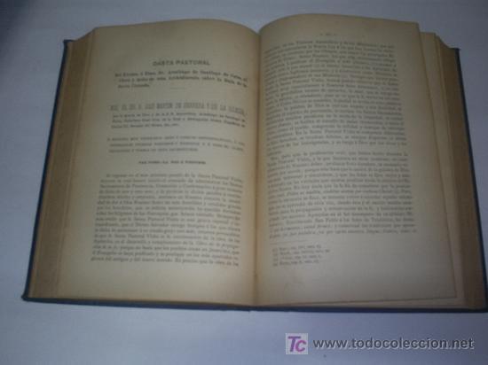 Libros de segunda mano: Cartas Pastorales Reunidas y publicadas para mayor utilidad provecho del clero fieles 1889 RM45712-V - Foto 4 - 26942751