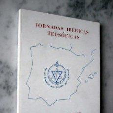 Livros em segunda mão: JORNADAS IBÉRICAS TEOSÓFICAS 1978-1980. TEXTO EN ESPAÑOL Y PORTUGUÉS. Lote 26956169