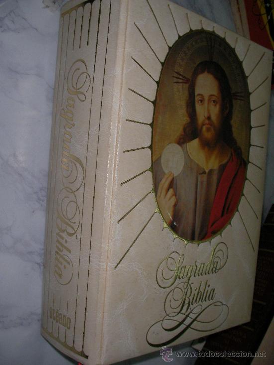 SAGRADA BIBLIA (Libros de Segunda Mano - Religión)