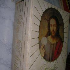 Libros de segunda mano: SAGRADA BIBLIA. Lote 22100633
