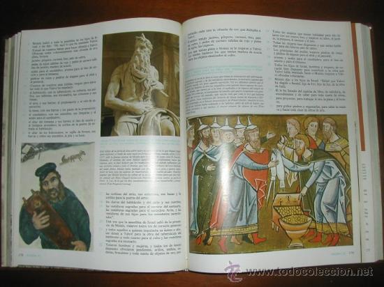 Libros de segunda mano: LA BIBLIA (6 VOLÚMENES) BAC MIÑÓN (1971) - Foto 3 - 26948382