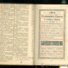 Libros de segunda mano: OFFICIA HEBDOMADAE SANCTAE ET OCTABAE PASCHAE. 1901.. Lote 22866837