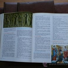 Libros de segunda mano: LA BIBLIA. ANTIGUO Y NUEVO TESTAMENTO.. Lote 24275481