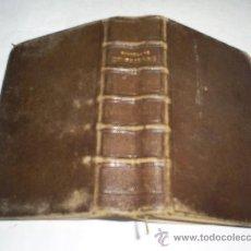 Libros de segunda mano: FORMULAIRE DE PRIÈRES POR PASSER SAINTEMENT LA JOURNÉE ALFRED MAME ET FILS ÉDITEURS, 1873 RM49778. Lote 25085740