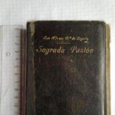 Libros de segunda mano: SAGRADA PASION. Lote 26618215