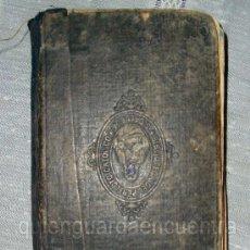 Libros de segunda mano: EUCOLOGIO ROMANO DE CALLEJA, INCOMPLETO, FINAL 1800? . Lote 27297871
