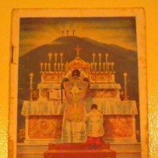 Libros de segunda mano: LIBRETO DE LA BASILICA DI S. SEBASTIANO MARTIRE - EN ITALIANO - 1957. Lote 27614973