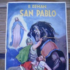 Libros de segunda mano: E RENAN SAN PABLO 400PGS PP DE SIGLO XX. Lote 26389180