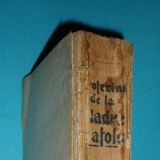 Libros de segunda mano: PROFECIAS DE LA MADRE RAFOLS. CON FOTOGRAFÍAS. FALTAN CUBIERTAS. LOMO CON PERDIDAS DE PAPEL. Lote 26513988