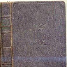 Libros de segunda mano: LOS CUATRO EVANGELIOS - VERSIÓN DE TORRES AMAT (1938). Lote 27359758