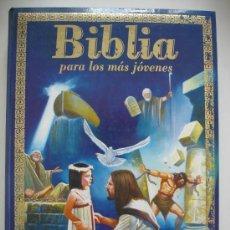 Libros de segunda mano: BIBLIA PARA LOS MÁS JÓVENES. Lote 27717623