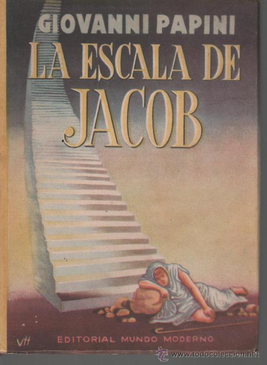 La escalera de jacob de giovanni papini edito comprar for La escalera de jacob