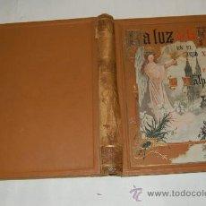Libros de segunda mano: LA LUZ DE LA FE EN EL SIGLO XX. LIBRO DE LA FAMILIA CRISTIANA. TOMO OCTAVO. VV.AA. RM52247. Lote 28535370