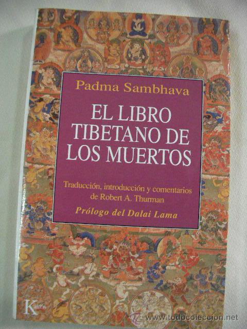 EL LIBRO TIBETANO DE LOS MUERTOS DE PADMA SAMBHAVA (Libros de Segunda Mano - Religión)
