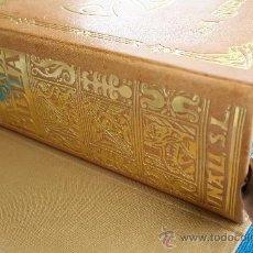 Libros de segunda mano: SAGRADA BIBLIA, UNALI. EDICIÓN SUPER LUJO DE 180 UNIDADES. KAYDEDA, NUEVA!. Lote 29391188