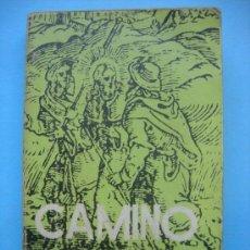 Libros de segunda mano: CAMINO - JOSEMARÍA ESCRIVA DE BALAGUER. Lote 30071628