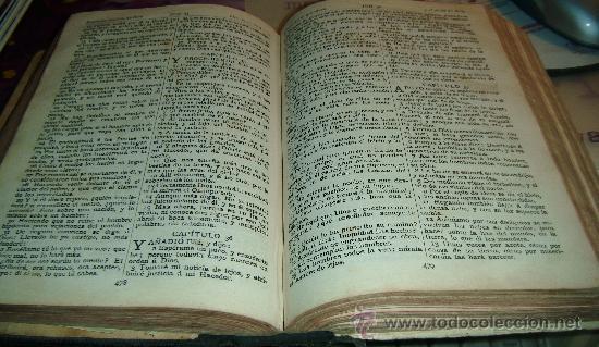 Libros de segunda mano: La Santa Biblia siglo XX - Foto 2 - 31125299