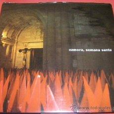 Libros de segunda mano: ZAMORA SAMANA SANTA, EDITADA EN EL AÑO 1995 DIPUTACIÓN DE ZAMORA. Lote 31772438