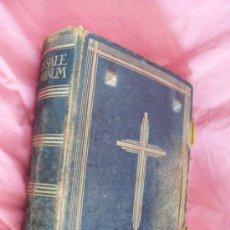 Libros de segunda mano: MISAL ROMANO. Lote 31810773