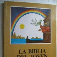 Libros de segunda mano: LA BIBLIA DEL JOVEN. 1990. Lote 31816894