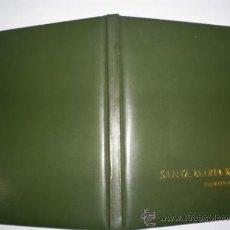Libros de segunda mano: SANTA MARÍA REINA FEDERICO DELCLAUX EPALSA, 1966 RM57892. Lote 31886249
