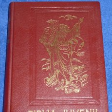 Libros de segunda mano: BIBLIA JUVENIL - ALFREDO ORTELLS - 1975. Lote 32062223