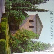 Libros de segunda mano: LAS CATACUMBAS DE SAN CALIXTO.--GUIA. Lote 32704431