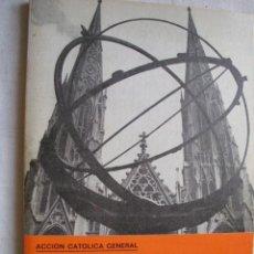Libros de segunda mano: POR UNA IGLESIA RENOVADA, ESPERANZA PARA EL MUNDO. 1969. Lote 32970202