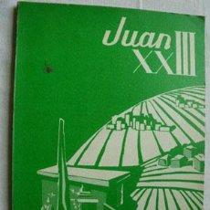 Libros de segunda mano: PACEM IN TERRIS. JUAN XXIII. 1971. Lote 32971917
