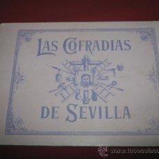 Libros de segunda mano: LAS COFRADIAS DE SEVILLA - ISIDORO MORENO NAVARRO - SEVILLA 1983 - AYUNTAMIENTO SEVILLA - 40 LAMINAS. Lote 33241950