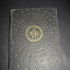 Libros de segunda mano: DEVOCIONARIO DE LA NIÑEZ . EDITORIAL LUIS VIVES, ZARAGOZA 1941.. Lote 33405825