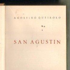 Libros de segunda mano: SAN AGUSTIN A-SANTOS-160. Lote 34347691