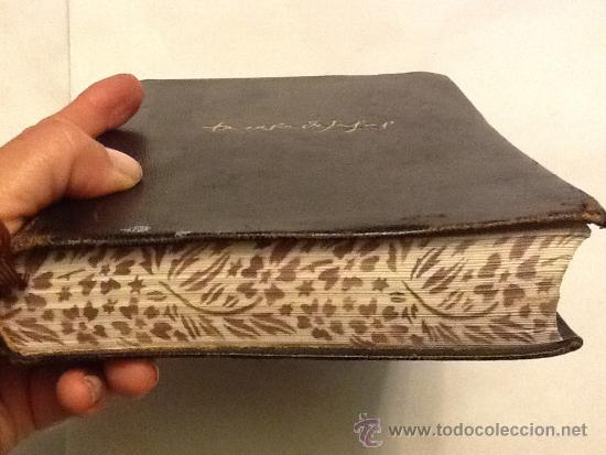 Libros de segunda mano: SANTA TERESA DE JESÚS. OBRAS COMPLETAS. AGUILAR. PIEL. 1951 - Foto 2 - 34618219