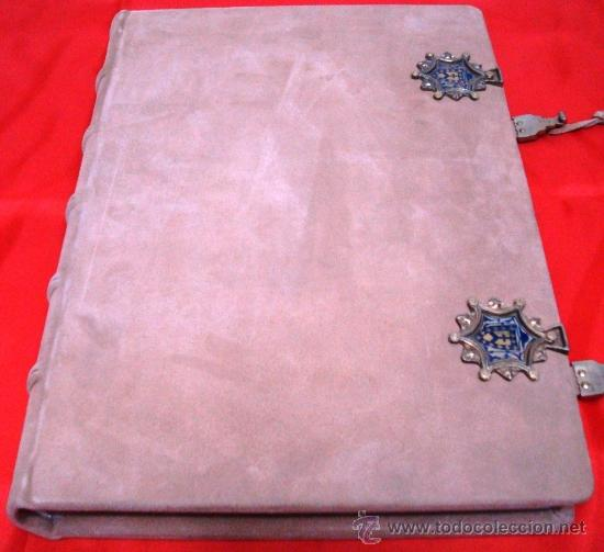Libros de segunda mano: Biblia de San Luis, siglo XIII, la Biblia de Reyes a su alcance. Facsímil. Moleiro - Foto 4 - 34661514