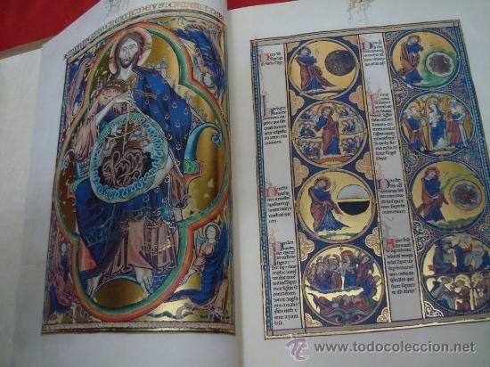 Libros de segunda mano: Biblia de San Luis, siglo XIII, la Biblia de Reyes a su alcance. Facsímil. Moleiro - Foto 5 - 34661514