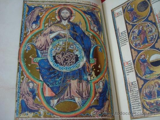 Libros de segunda mano: Biblia de San Luis, siglo XIII, la Biblia de Reyes a su alcance. Facsímil. Moleiro - Foto 6 - 34661514