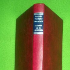Libros de segunda mano: TEOLOGÍA DE LA LIBERACIÓN;LEHMANN/SCHÜRMANN/GONZÁLEZ/URS;BIBLIOTECA DE AUTORES CRISTIANOS 1978. Lote 35482412