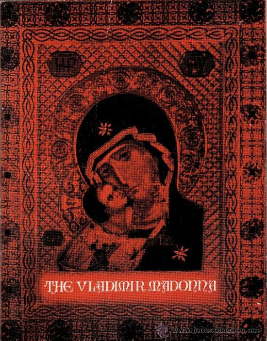 THE VLADIMIR MADONNA - EN INGLES - 1970 (Libros de Segunda Mano - Religión)