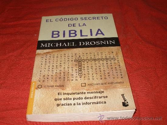 EL CODIGO SECRETO DE LA BIBLIA - MICHAEL DROSNIN (Libros de Segunda Mano - Religión)